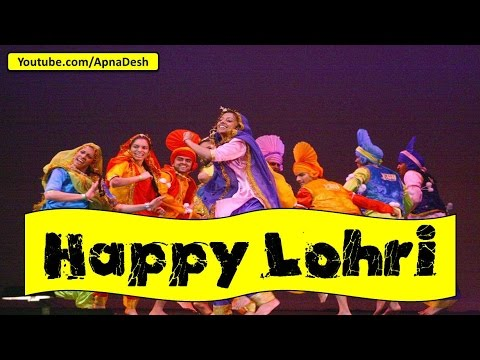Happy Lohri 2018, Whatsapp Video Download, Gif, Quotes, Messages, Wishes In Hindi
