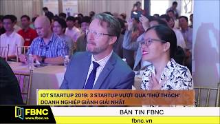 Chung kt cuc thi IoT Startup 2019 - FBNC 19.10.2019