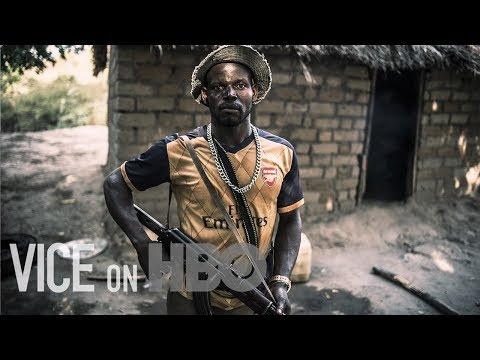 Inside The Brutal Fight That's Left The Central African Republic In Chaos | VICE on HBO (Bonus)