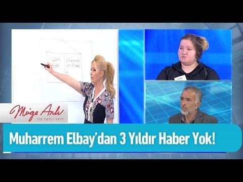 Muharrem Elbay'dan 3 yıldır haber yok! - Müge Anlı ile Tatlı Sert 17 Aralık 2019 indir