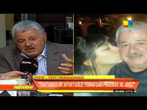 Tití Fernández: Es un dolor que no nos va a quitar nadie