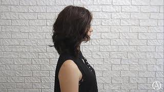 видео Стрижки для средней длины волос + фото стрижек