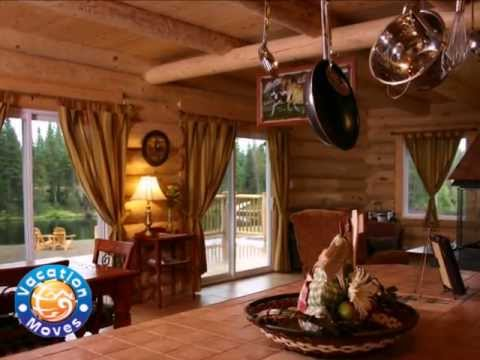 Sainte Christine Dauvergne Canada Vacation Rental Cabin