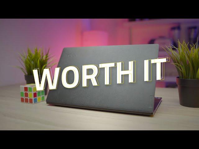 SUMPAH, KEREN PARAH, MO MENINGGAL JIRRRR !!!   Review Lenovo Yoga Slim 9i