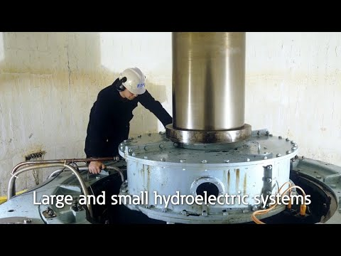 Eaton's Electrical Engineering Services & Systems Hydroelectric Capabilites