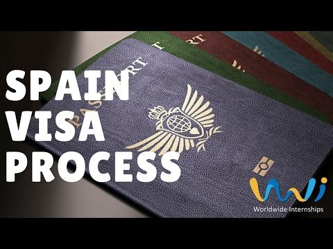 Visa Process Spain Internship // Worldwide Internships