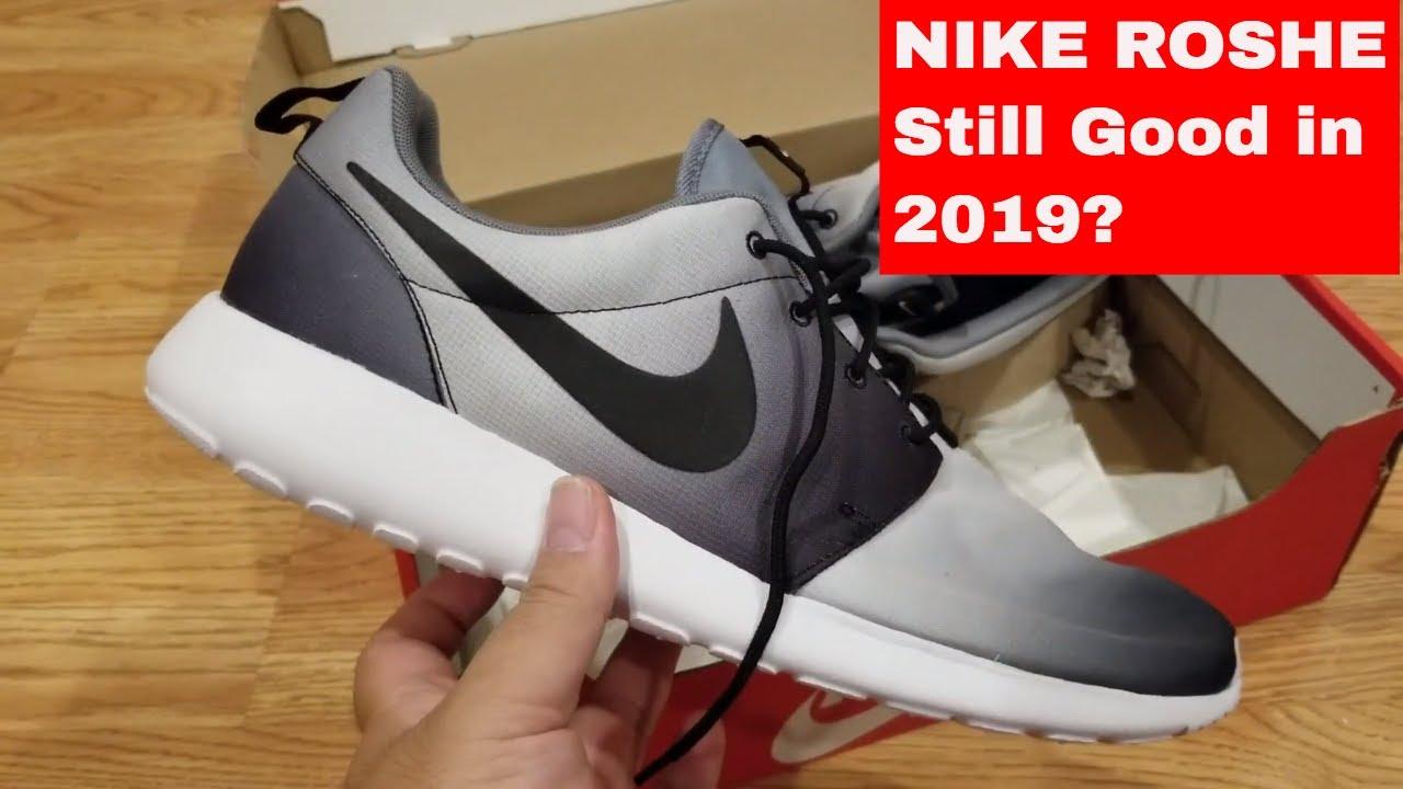 Nike Roshe Still In for 2019? Shoe