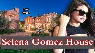 Selena gomez house inside & outside