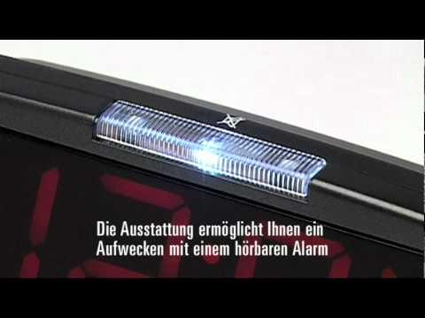 Vibrationswecker 95dB (Geemarc Wake´n´shake)