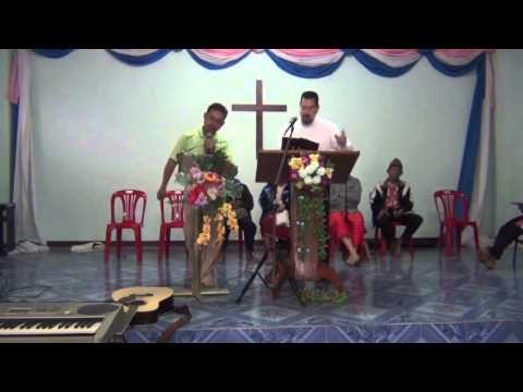 "Sermon:  ""The Joy Of Thy Salvation"" in Thai and Karen (December 25, 2015)"