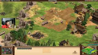 Age Of Empires II: Age Of Kings - Campaign - Genghis Khan : Into China 4.3 Part 4