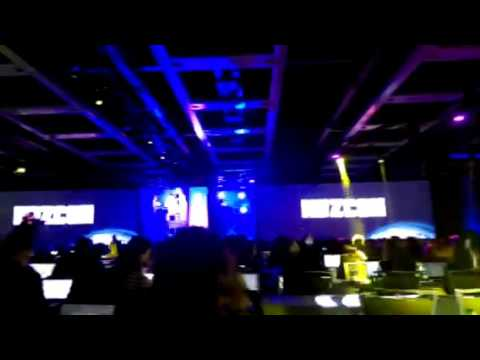 MozCon Opening