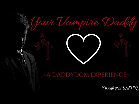 [ASMR] Your Playful Vampire Daddy [M4A] • [Ddlg] • [Vampire Feeding] from YouTube · Duration:  11 minutes 23 seconds