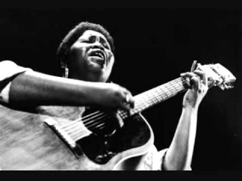 Odetta - I Know Where I'm Going (Scottish folk song)