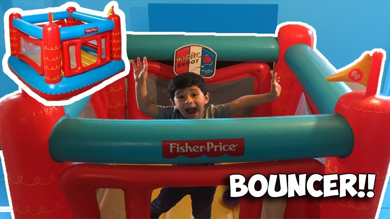 Lets Jump Bouncetastic Bouncer Youtube