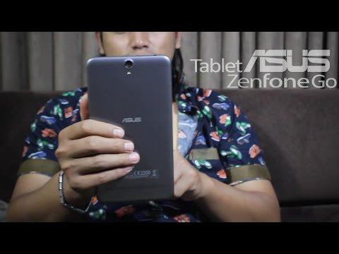 Review Tablet Murah Asus Zenfone Go (Komedi Review)