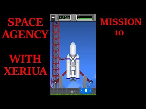 Space Agency Mission 10 Gold Walkthrough - Telescope Service (Gold Award Let's Play By Xeriua)