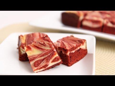 Get Red Velvet Cheesecake Brownies Recipe - Laura Vitale - Laura in the Kitchen Episode 731 Snapshots