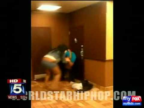 Hate-crime beating at McDonald's