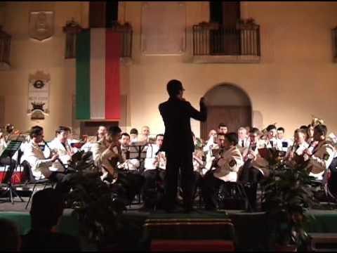 """I Gladiatori"", Abbate - Banda ""G. Verdi"", Sannicandro Di Bari"