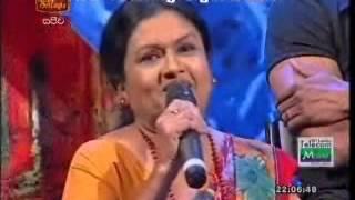 Senehasa Ran Sinhasana By Thyaga N. Edward.wmv