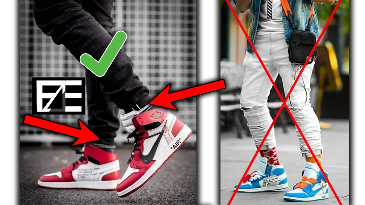latest fashion quality design outlet How to PROPERLY STYLE JORDAN 1s