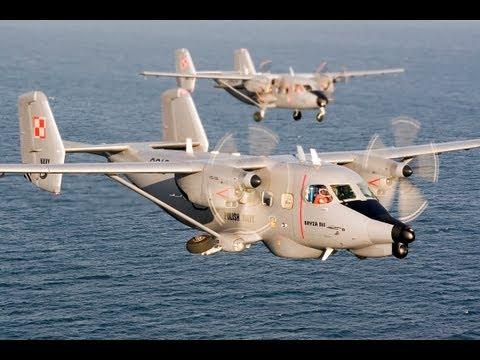 Polish Navy Plane - air2air