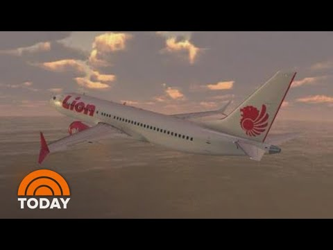 Lion Air Crash: 'Black Box' Data Reveals Pilots' Struggle To Regain Control Of Flight | TODAY
