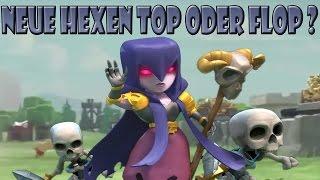 Die Neue Hexe Top oder Flop ? | Let´s Play CoC/ Clash of Clans | Deutsch/ German