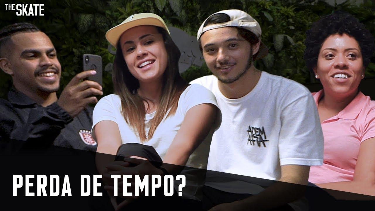 Monica Torres e Priscila Morais - PERDA DE TEMPO?