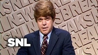 Ted Koppel: Mideast Peace Problems - Saturday Night Live