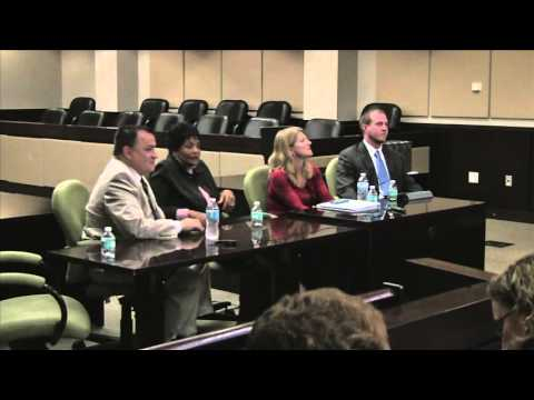 An Invitation to Family Law: A Panel Discussion