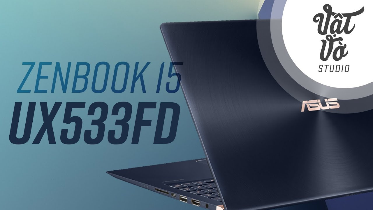 3 chiếc Zenbook mới tinh của Asus