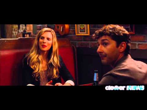 Shia LaBeouf Awkward Date Scene - The Company You Keep