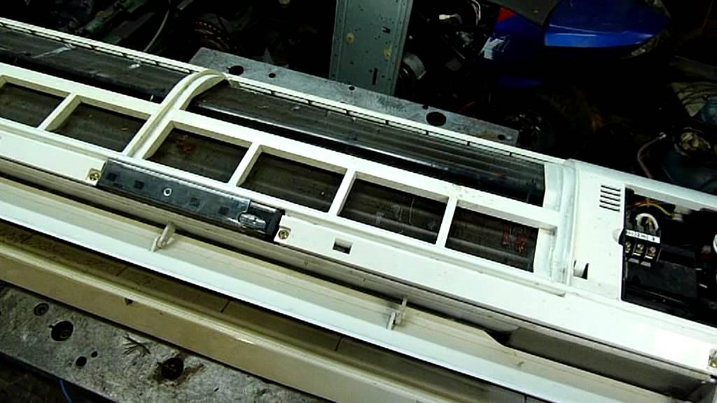 fujitsu inverter aircon indoor unit autopsy pt1