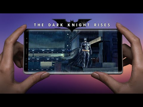 How To Dawnload The Dark Knight Rises Apk + Mod (Unlimited Money) + Data For Android