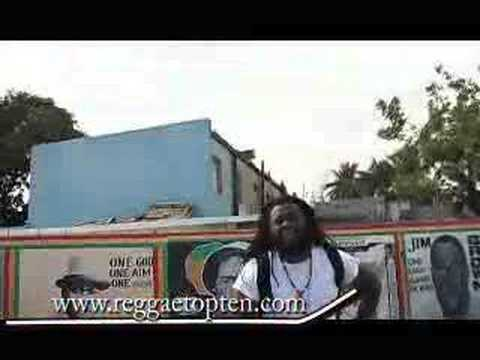 Jah Cure feat. Fantan Mojah - Nuh Build Great Man #1