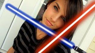 STAR WARS Lightsaber Battle to the Death... Over a Girl? - CTISTT Ep. 6