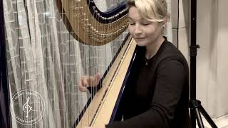 Your Song - Elton John Cover - Electric Harp - Island Exclusive Entertainment
