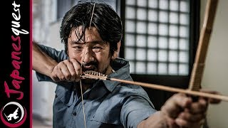 Japanese Archery for FUN! Hankyu DOJO in TAKAYAMA!