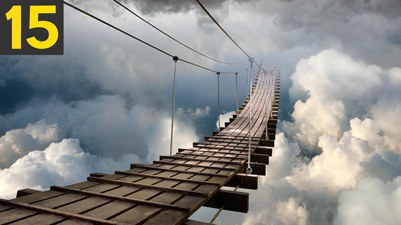 15 Most Incredible Bridges