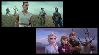 Star Wars Episode IX - Frozen II Trailer Mashup