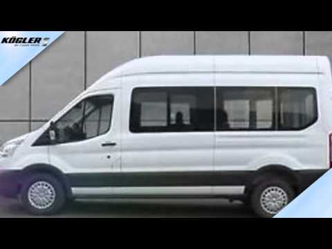 ford transit transit kombi 350 l3h3 trend 35 youtube. Black Bedroom Furniture Sets. Home Design Ideas