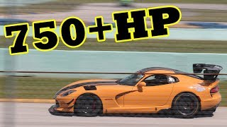 750+HP Viper ACR EXTREME on Homestead Speedway