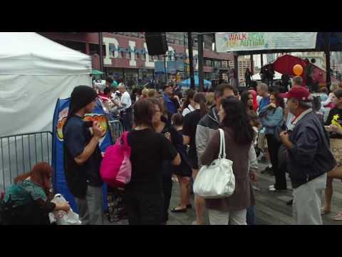 south street seaport music performance