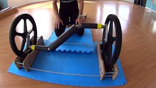Strength Axle 2.0 Multi-use System, Stationary uses, Cameron Fitness, Oceanside California