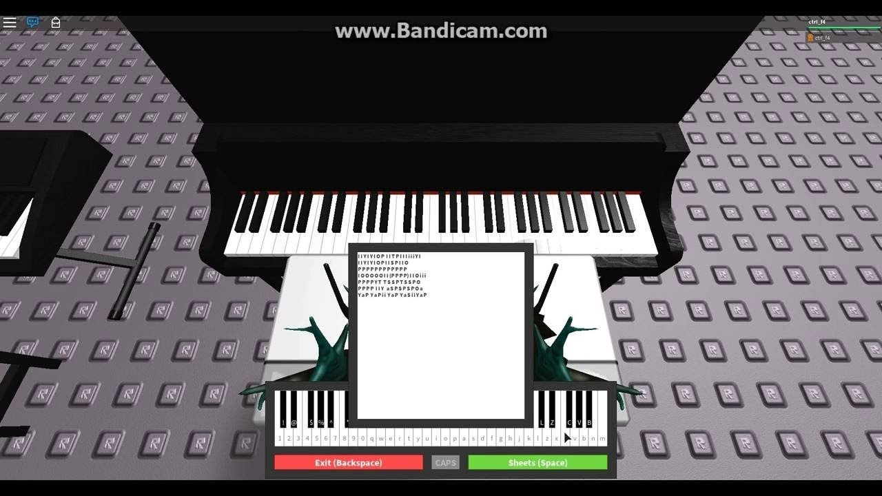 Virtual Piano Sheets Roblox Faded Roblox Key Generator - virtual piano songs roblox
