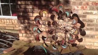 Fountain Wheel, Homemade