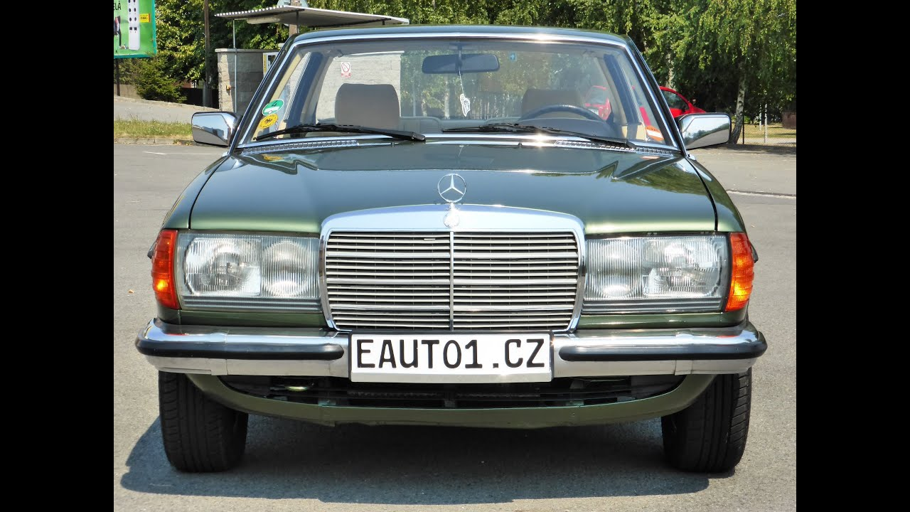 prod m mercedes benz w123 coupe 230 ce youtube. Black Bedroom Furniture Sets. Home Design Ideas