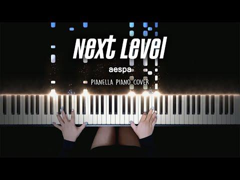 aespa - Next Level   Piano Cover by Pianella Piano